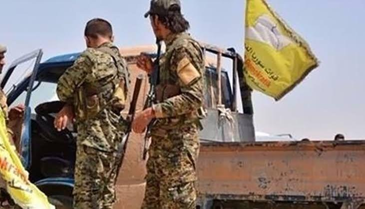 SDF raids a regime point in Ain Issa and arrests a number of its members