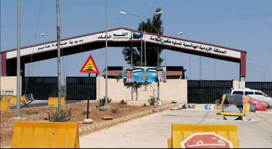 نقيب شركات التخليص في الأردن يطالب بالسماح للشاحنات الاردنية بوصول سوريا.