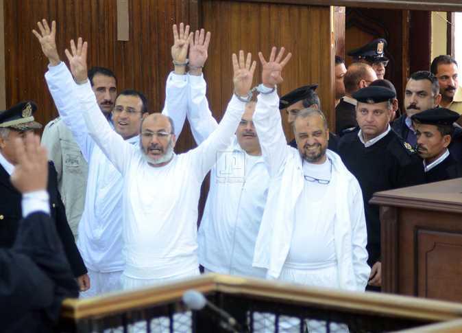 أقل من 13 يوم على إعدام قادة الأخوان في مصر