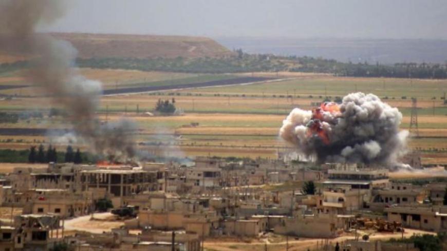 Dead and wounded in regime artillery shelling on Jabal Al-Zawiya