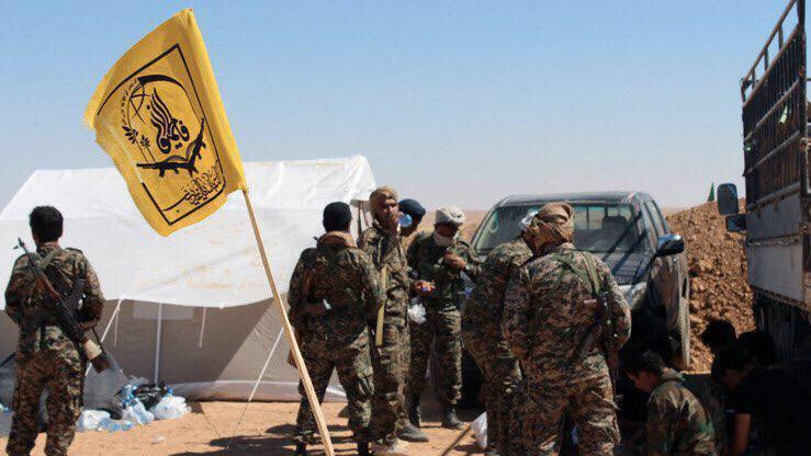 قتلى وجرحى من ميليشيا فاطميون بهجوم لداعش في ريف حمص