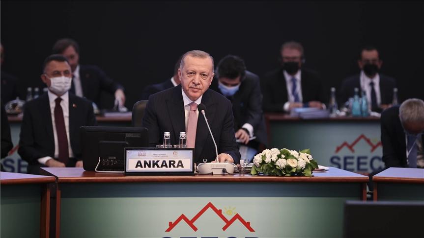 الرئيس التركي اردوغان في  تصريحات جديدة حول اللاجئين السوريين