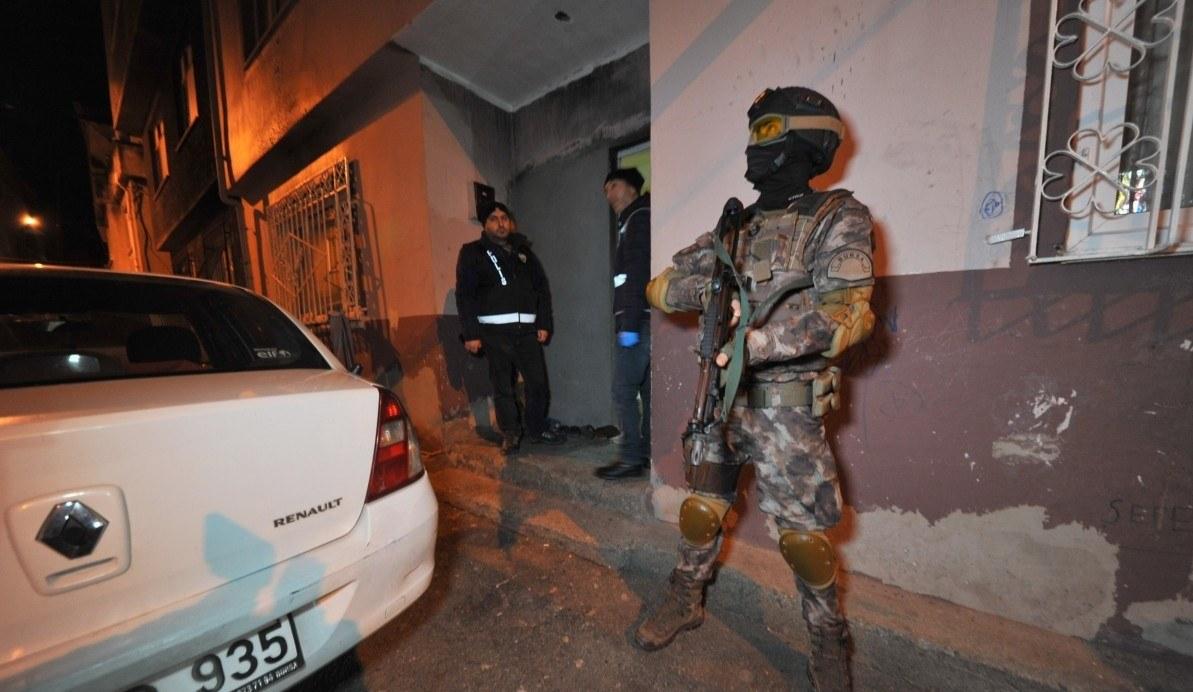 تركيا تعتقل 40 شخصاً بشبهة تمويل داعش