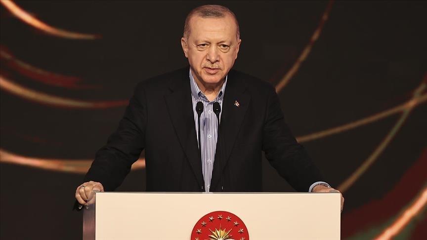 الرئيس التركي في  تصريحات جديدة حول سوريا وضمان الاستقرار فيها