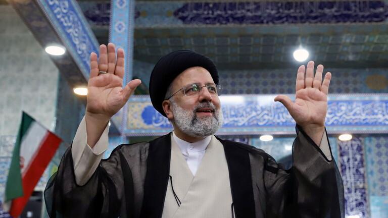 النتائج الأولية الرسمية تؤكد فوز إبراهيم رئيسي بانتخابات الرئاسة الإيرانية
