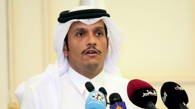 وزير الخارجية القطري يدعو لوضع تعريف جديد لـ المنظمة الإرهابية