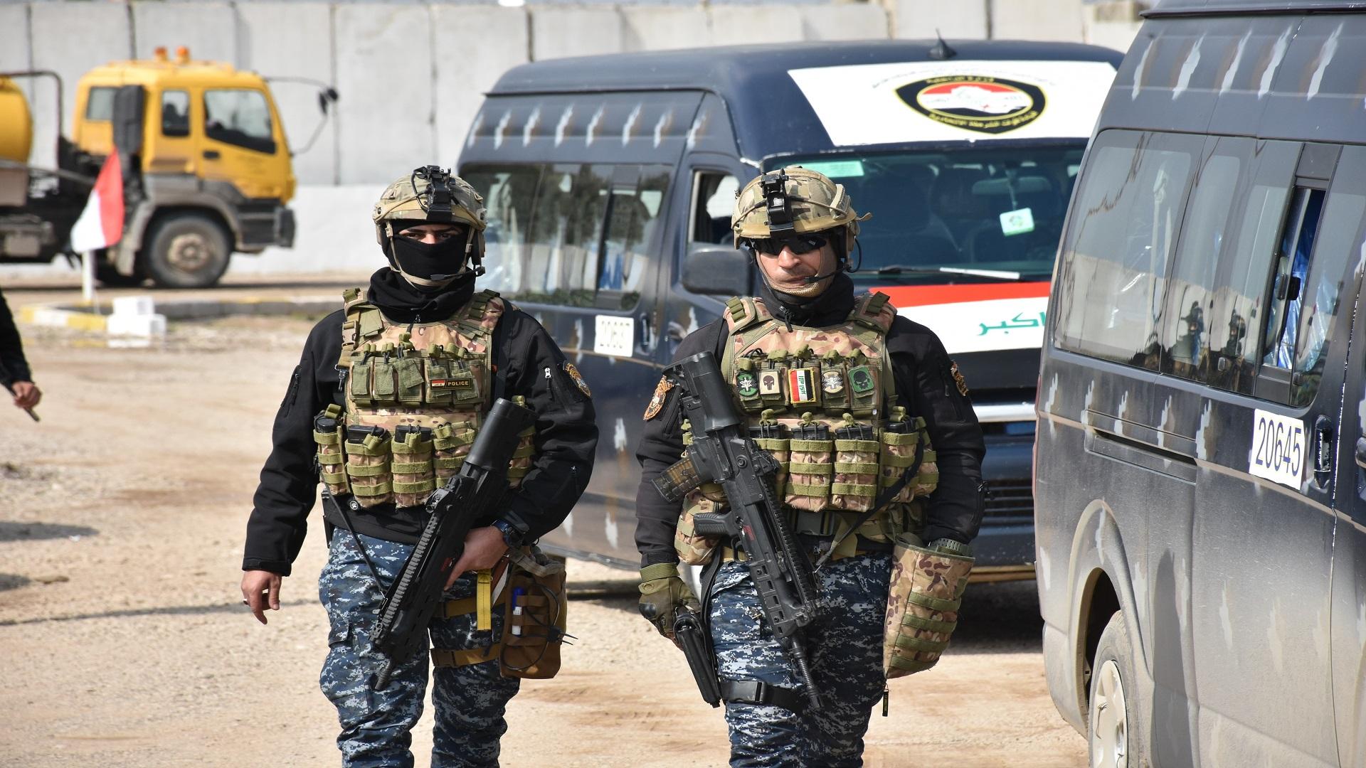 بتهمة الانتماء لداعش...الأمن العراقي يعتقل أكثر من 100 شخص