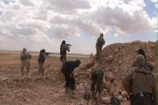 بهجوم جديد..داعش يقتل 12عنصراً من النظام في الوادي الأبيض بريف حمص