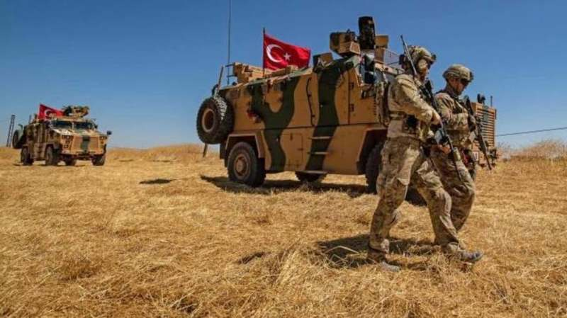 A soldier was wounded by artillery shelling by SDF targeting a Turkish base in the countryside of Aleppo