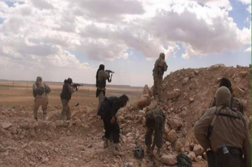 With a new attack, ISIS kills 12 members of the regime in Wadi Al-Abyad in Homs countryside