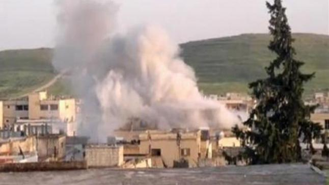 Nine wounded, including members of SDF, in an explosion in Deir Ezzor countryside