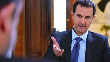 يديعوت احرونوت:  بشار الأسد  كثف اتصالاته مؤخراً مع إسرائيل بهدف التقرب من أمريكا