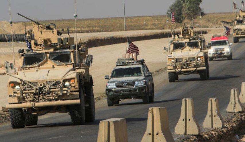 يضم 40 آلية ...دخول رتل أمريكي من العراق إلى سوريا
