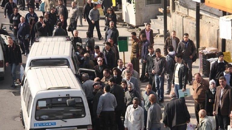 تقرير ..أزمة المواصلات مستمرة في عُموم مناطق سيطرة النظام