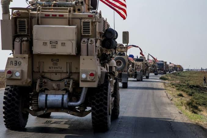 US forces reinforce their military bases in Al-Qamishli with new weapons