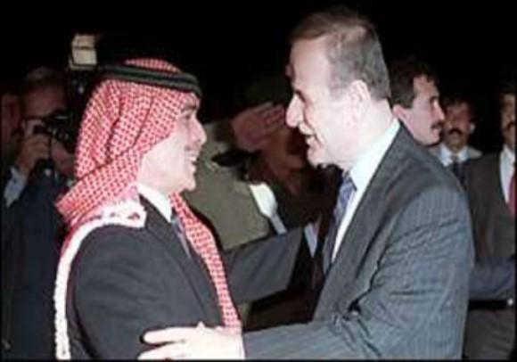 The former Jordanian prime minister reveals secrets about Hafez al-Assad