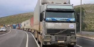 قافلة مساعدات أممية تصل إلى ادلب