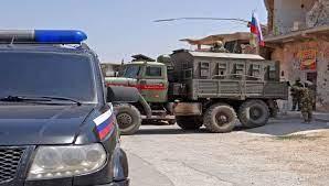 قوات النظام تنتشر في اليادودة بدرعا وتجري حملة تفتيش على المنازل