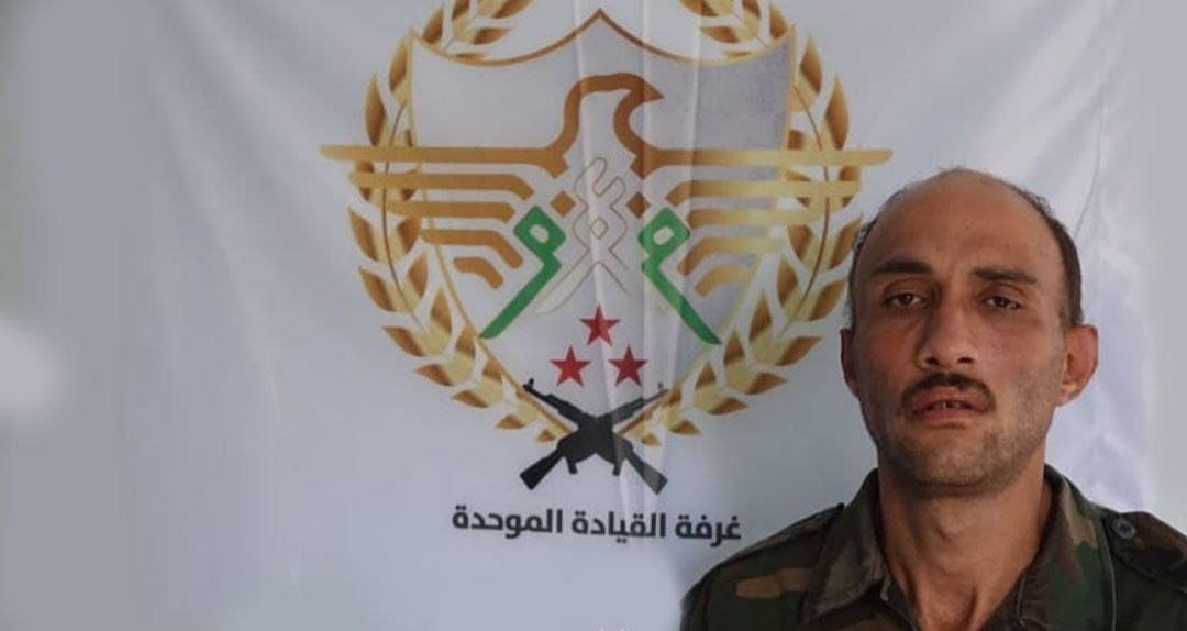 The National Army captures an element of the regime who gives dangerous information about cooperation with SDF