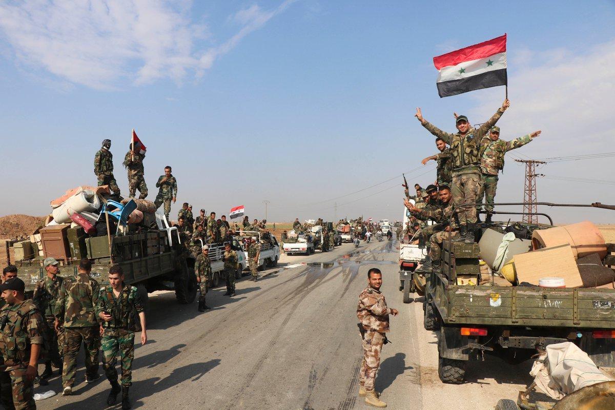 Leader in Al-Fateh Al-Mubeen operations room denies the presence of the regime's military buildup on Jabal Al-Zawiya