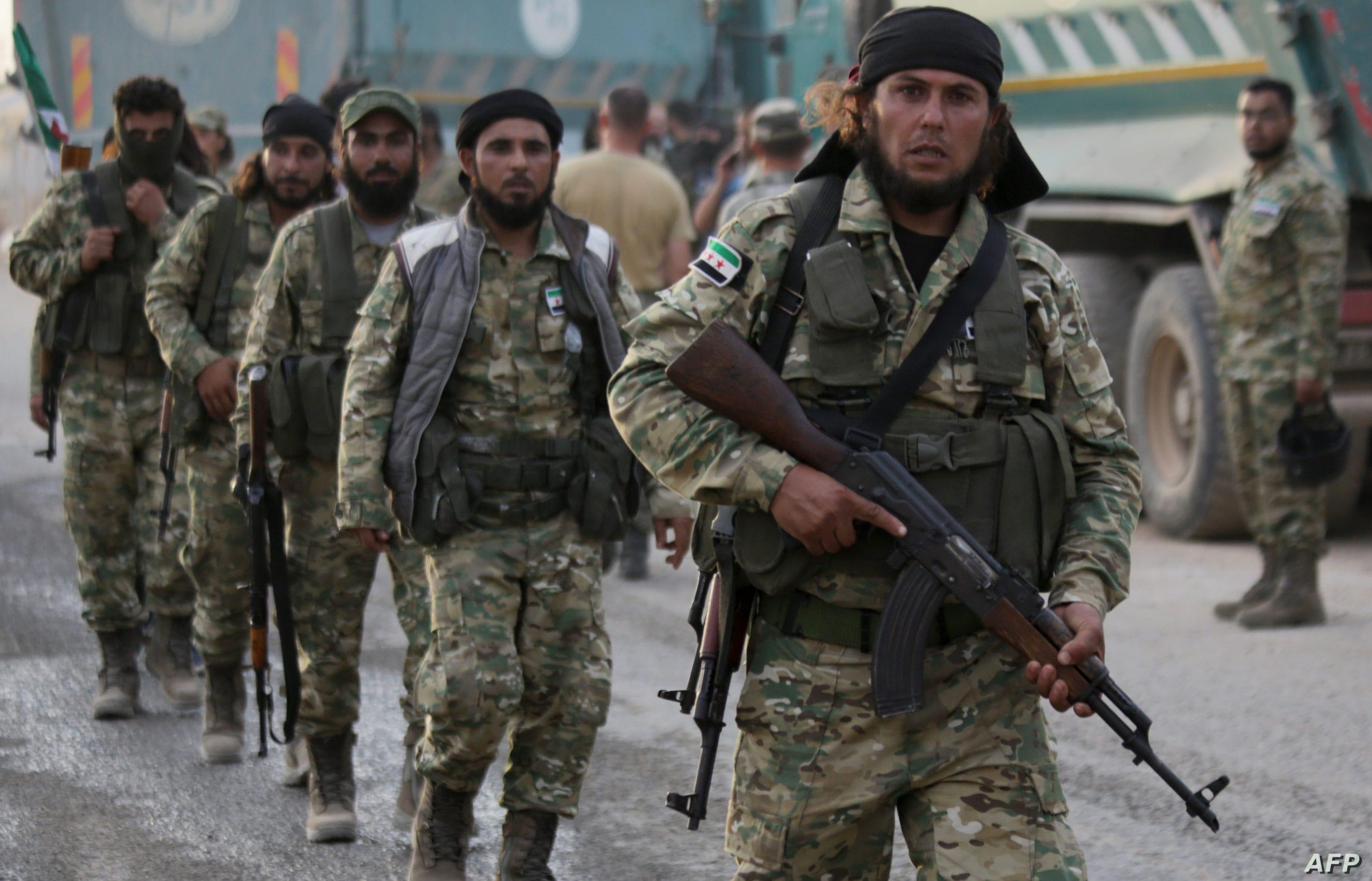 الجيش الوطني يفشل محاولة تسلل لقسد بريف عفرين
