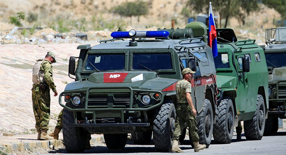 Russia sends military reinforcements to the 93rd Brigade in Ain Issa