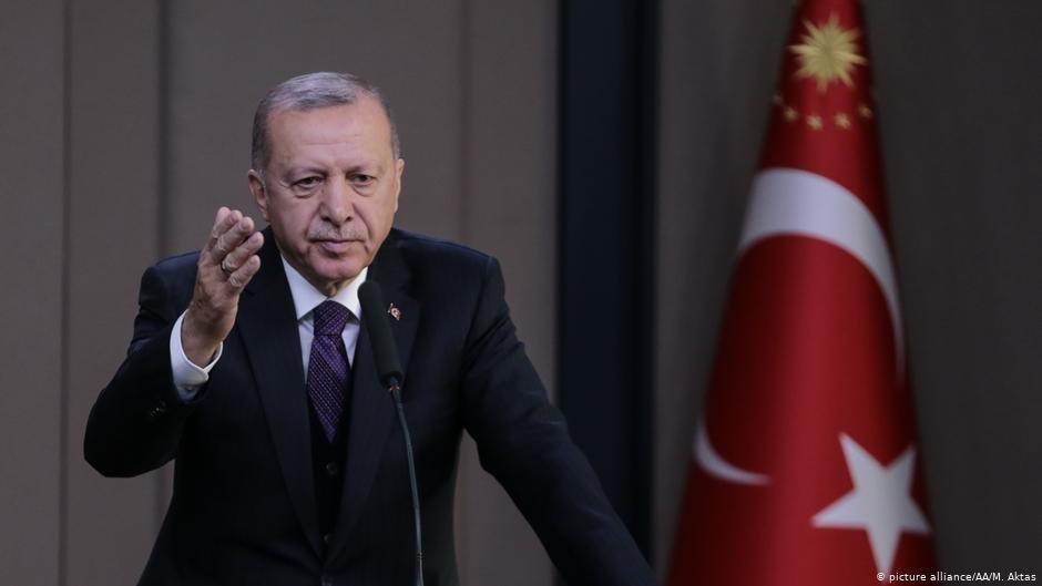 تصريحات جديدة للرئيس التركي حول اللاجئين السوريين