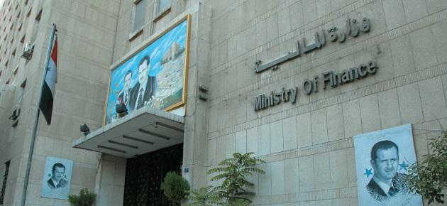 النظام يحجز احتياطياً على أموال الجندلي وشركات أخرى في حمص