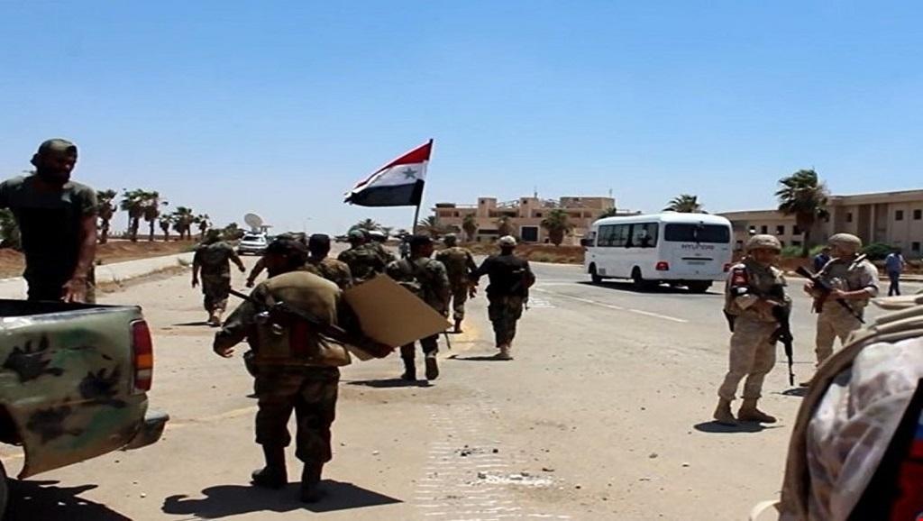 قتلى وجرحى بكمين استهدف قوات النظام في درعا