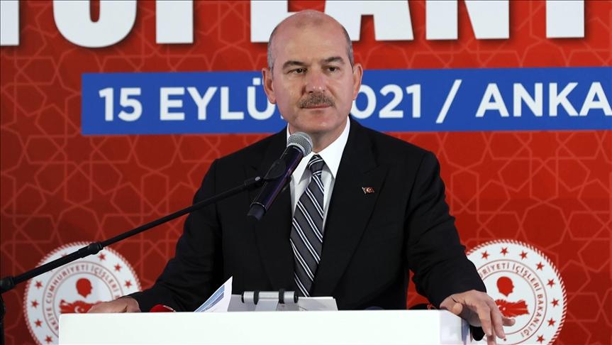 وزير الداخلية  التركي يدلي بتصريحات جديدة حول الهجرة و المهاجرين السوريين
