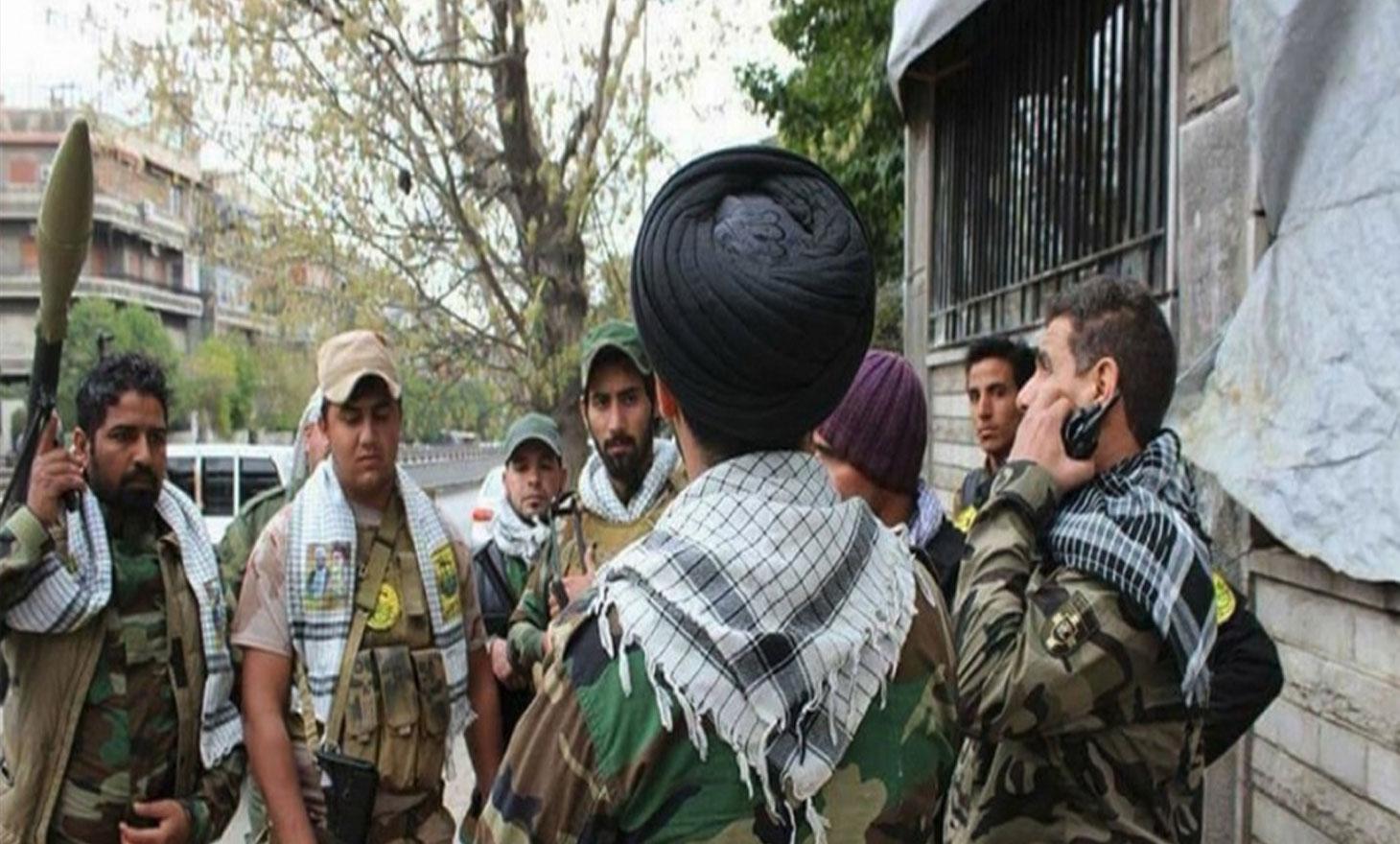 Unprecedented military movements of the Iranian militia in Damascus