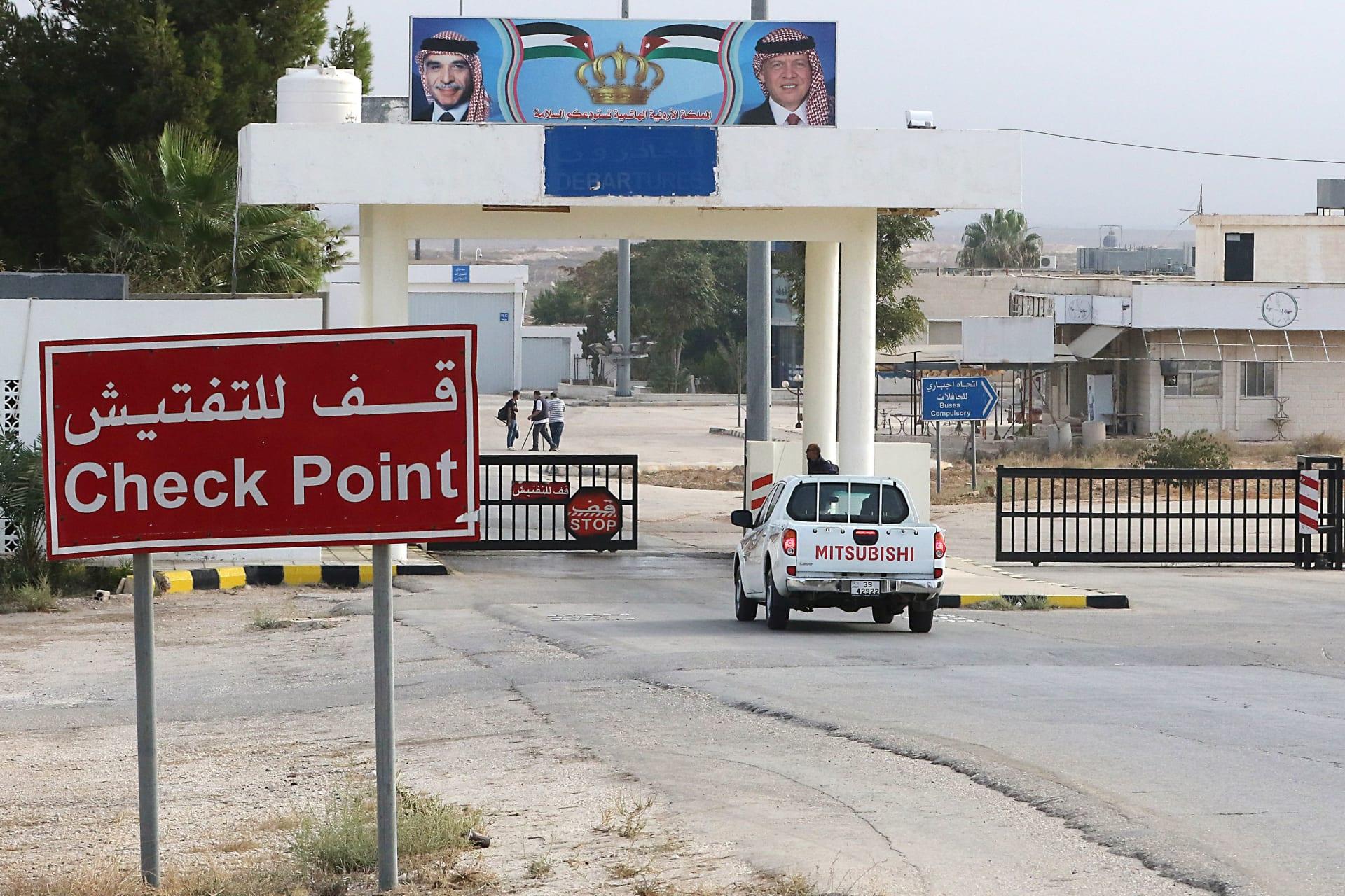 مطالب أردنية  بإلغاء الرسوم الجمركية مع النظام السوري  لتسهيل التجارة