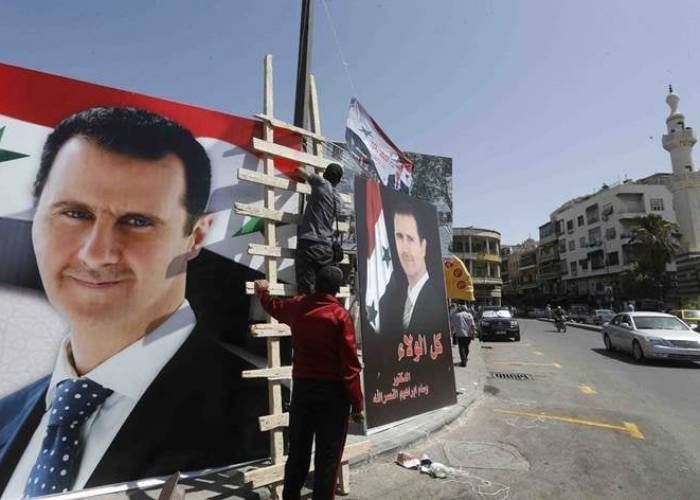 Al-Assad oppresses a number of municipal councils in his areas