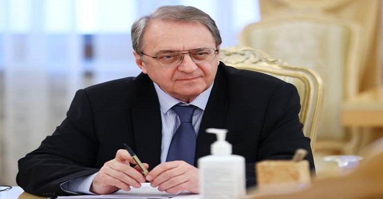 الخارجية الروسية تعلن عن دعمها للحوار بين مسد والنظام السوري
