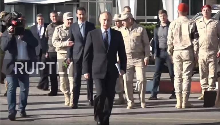 تقرير أمريكي: روسيا منعت سقوط الأسد ولكنها غارقة في سوريا