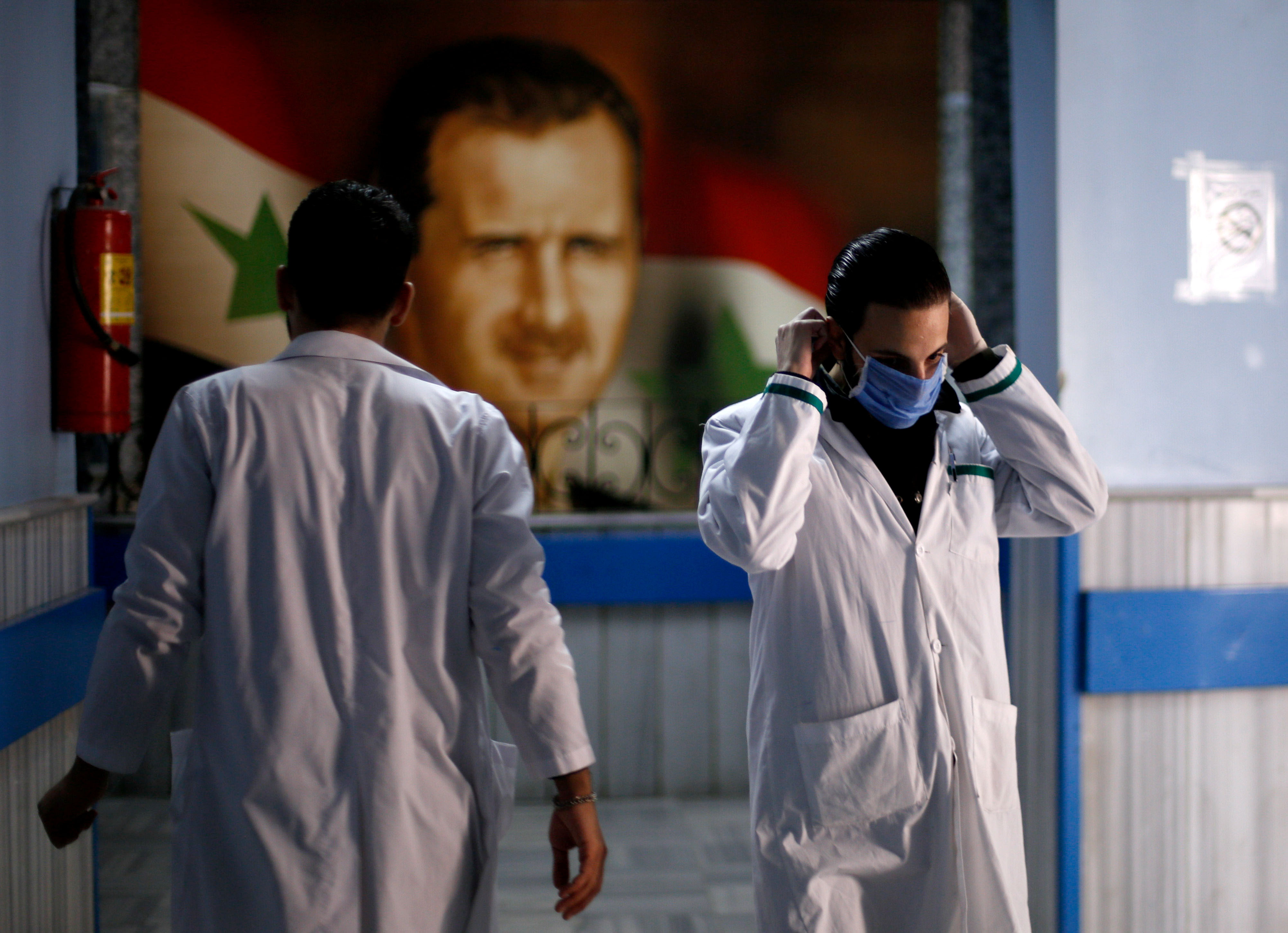 Corona injuries are rising frighteningly, and the health of the regime is sounding the alarm