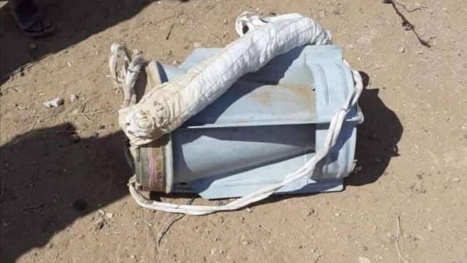 طائرة مجهولة تلقي مقذوفات صاروخية على مناطق سيطرة قسد