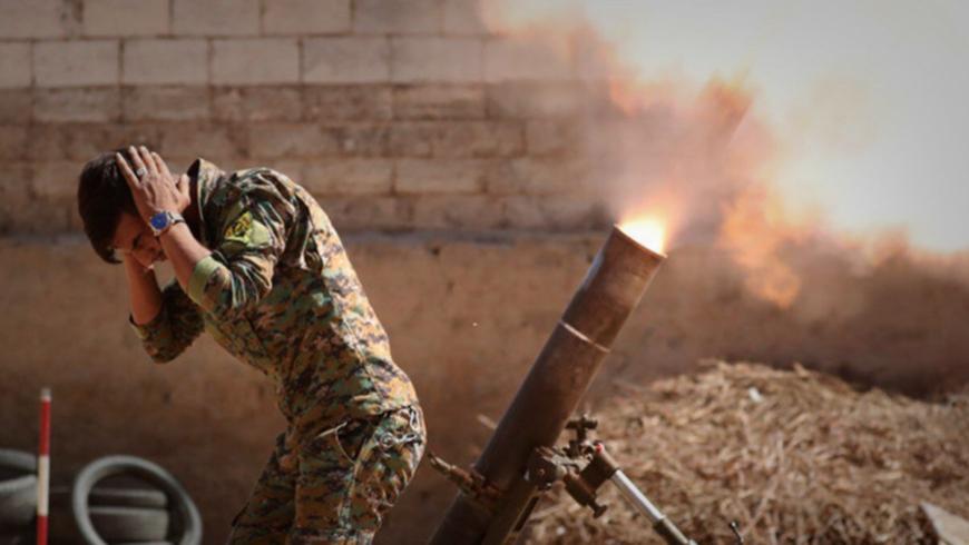 قتلى وجرحى من قسد بقصف للجيش الوطني على ريف الرقة