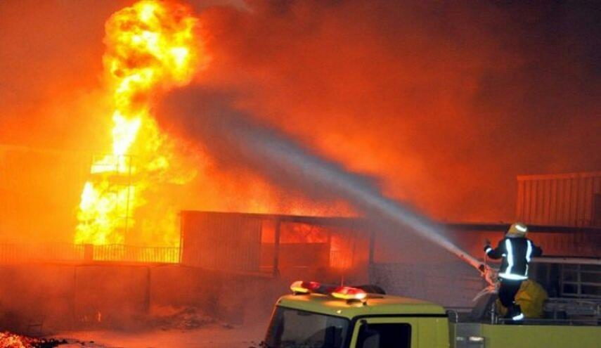 حريق في أحد الفنادق بأربيل يودي بحياة فتاتين سوريتين