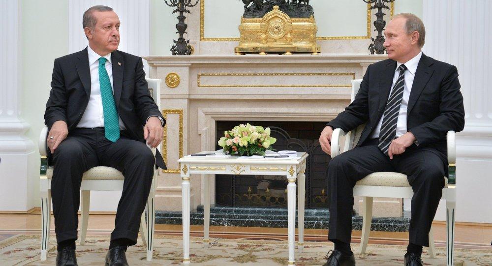 مصادر تركية : لبحث الأوضاع في إدلب أروغان سيلتقي بوتين في سوتشي قريباً