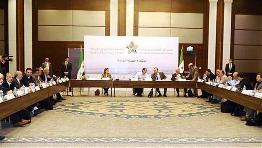 ائتلاف المعارضة السورية: نسعى لتعزيز علاقتنا مع جميع الدول