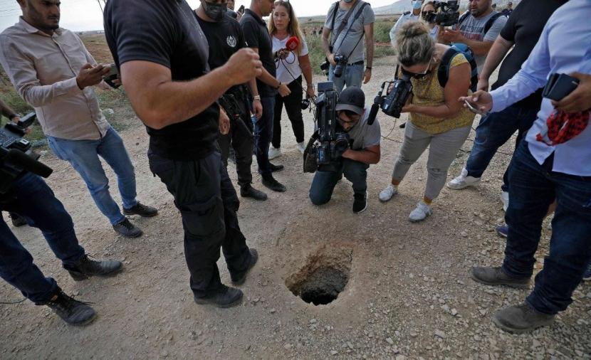 أسير فلسطيني يكشف تفاصيل حفر نفق الحرية