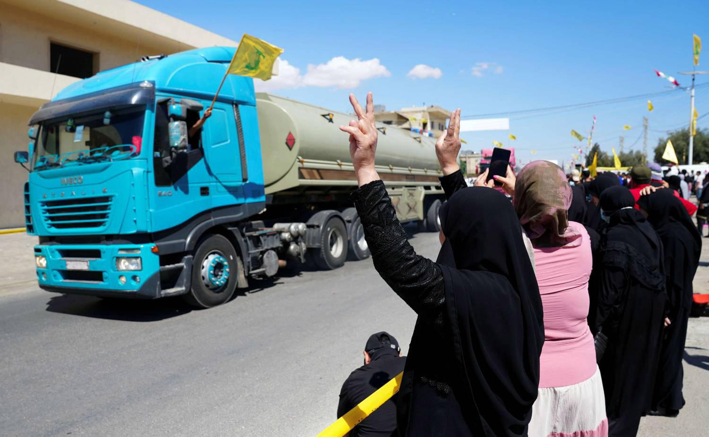 من أجل لبنان ... مشاورات أميركية لرفع جزء من عقوبات قيصر عن النظام السوري