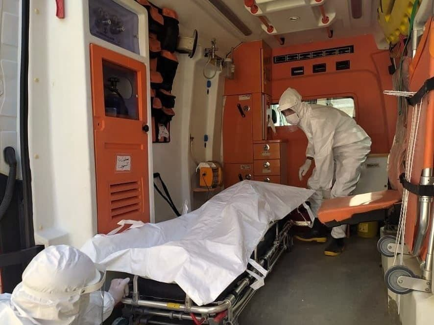 الدفاع المدني يعلن وفاة 17 شخصاً بكورونا