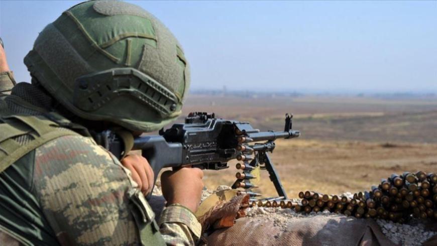 الدفاع التركية تعلن تحييد 7 عناصر من قسد شمال سوريا