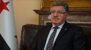 الائتلاف يبحث تطورات العملية السياسية مع المبعوث الألماني إلى سوريا