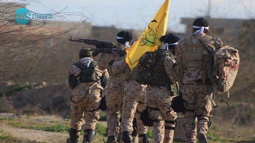 Al-Nujaba Movement militia seizes shops in rural Al-Raqqa