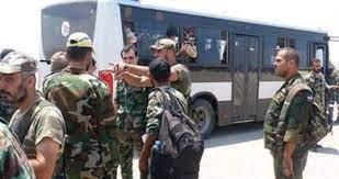 النظام يهدد باستخدام القوة العسكرية لفرض شروطه في طفس