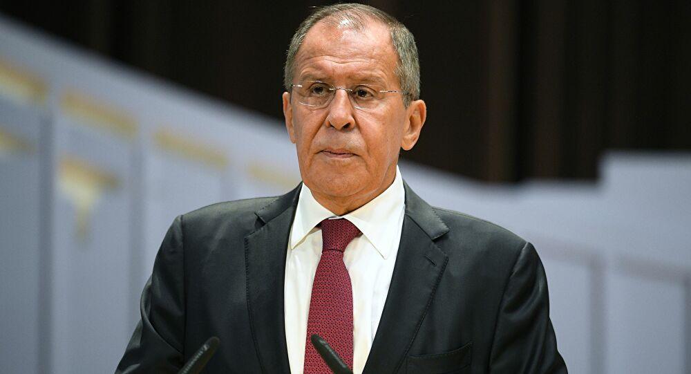 يخوت ...رشاوى ..و عشيقة... فضائح  تهز عرش وزير الخارجية الروسي سيرغي لافروف