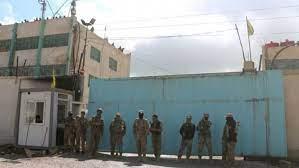 تحليق منخفض لطائرات التحالف فوق سجن غويران